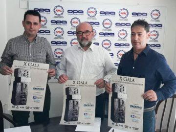OPA-APAC ya tiene  a sus 18 finalistas para La X Gala del autónomo y la empresa villanovense