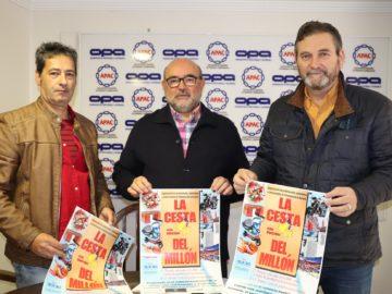 La cesta del millón alcanza su vigésimo segunda edición con una cesta valorada en 7.500 euros
